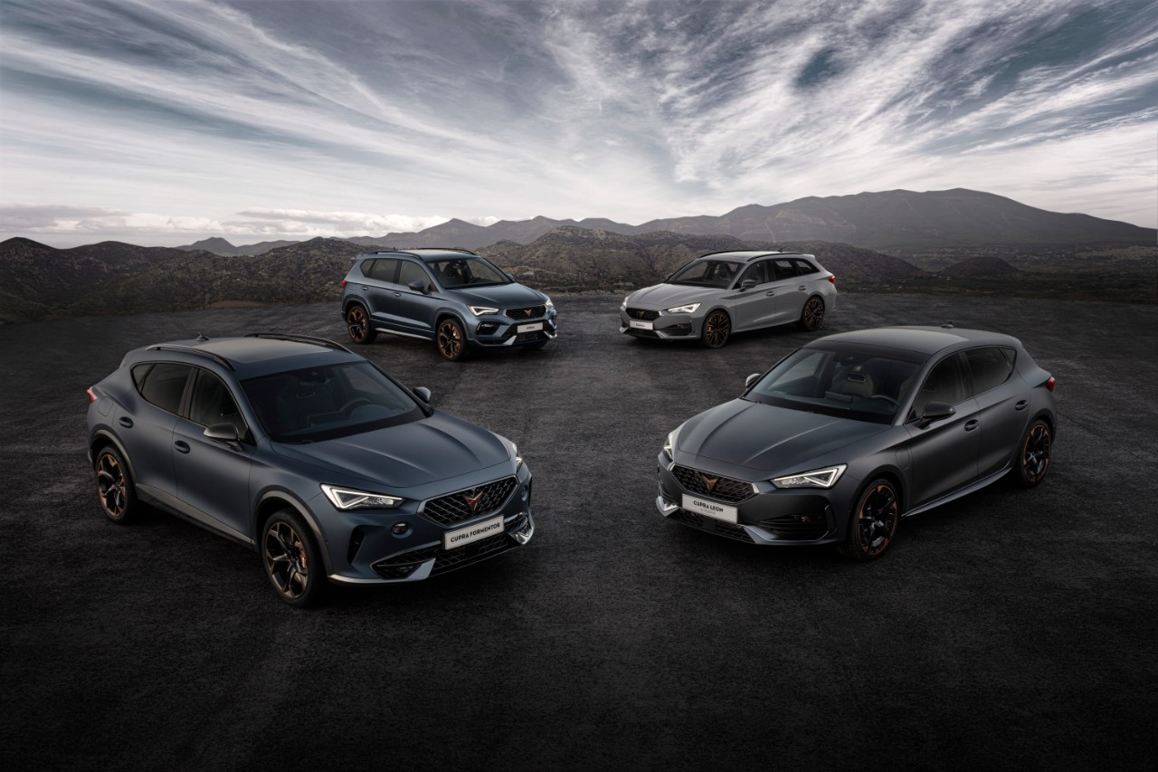 CUPRA broke its sales record in 2020, reaching a total of 27,400 vehicles sold, 11% more than in 2019